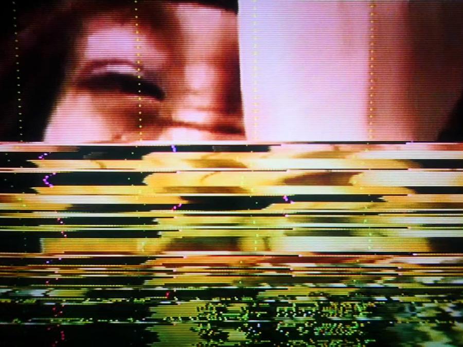 bpmc glitch art video art digital analog video fx lofi vhs