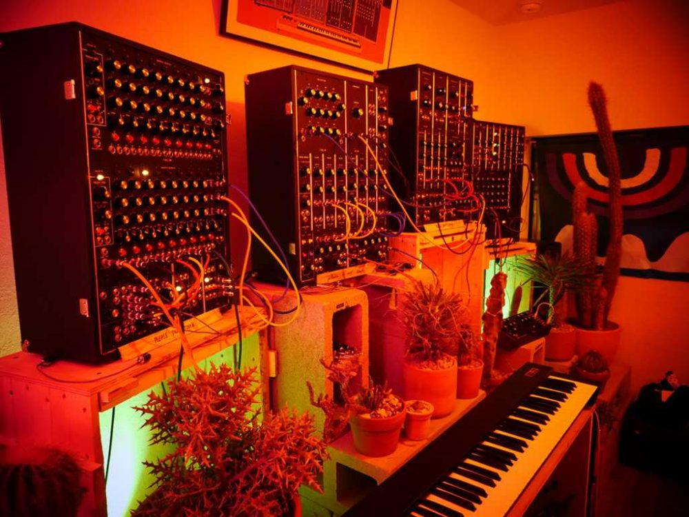 Moog Modular 3p IIIp House of Electronicus